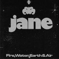 JANE: FIRE, WATER, EARTH & AIR   CD