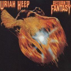 URIAH HEEP: RETURN TO FANTASY  CD