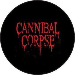 CANNIBAL CORPSE 1. kitűző