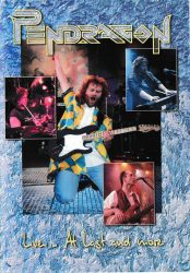 PENDRAGON: LIVE..AT LAST AND MORE  DVD