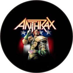 ANTRAX kitűző