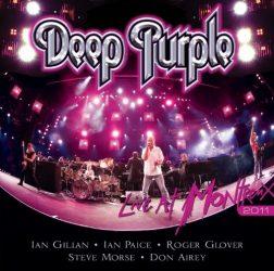 DEEP PURPLE  ORCHESTRA: LIVE AT MONTREAUX  2011.  CD