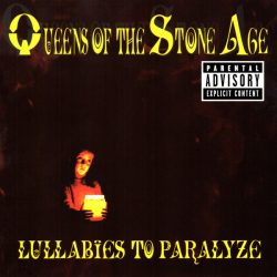 QUEENS OF THE STONE AGE: LULLABIES TO PARALYZE   CD
