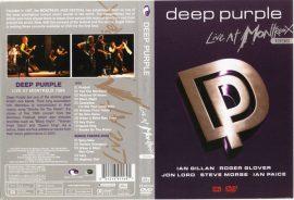 DEEP PURPLE: LIVE AT MONTREUX 1996.  DVD
