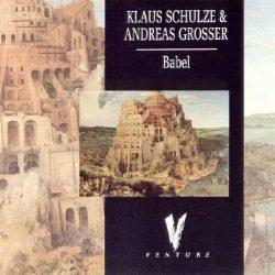 KLAUS SCHULZE & ANDREAS GROSSER: BABEL  CD
