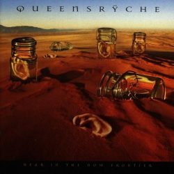 QUEENSRYCHE: HEAR IN THE NOW FRONTIER  CD