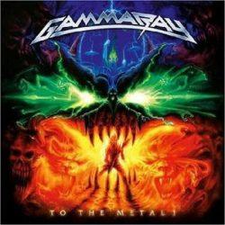 GAMMARAY: TO THE METAL!   2CD+ Plus limited edition bonus DVD