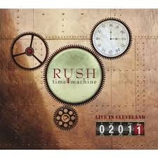 RUSH: TIME MACHINE 2011, LIVE IN CLEVELAND (2CD)