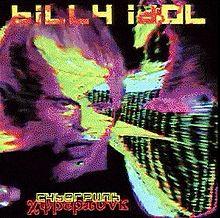 BILLY IDOL: CYBERPUNK  CD