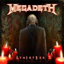 MEGADETH: THIRT3EN CD