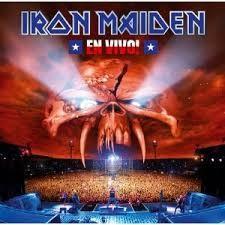 IRON MAIDEN: EN VIVO (2CD)