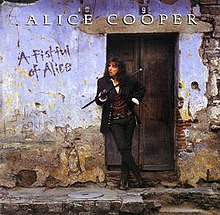 ALICE  COOPER: A FISTFUL OF ALICE  CD
