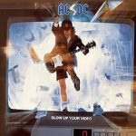 AC/DC: BLOW UP YOUR VIDEO   CD