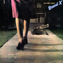 BRAND X: DO THEY HURT!  CD