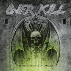 OVERKILL: WHITE DEVIL  ARMORY  CD