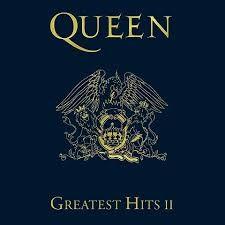 QUEEN: GREATEST HITS II. CD