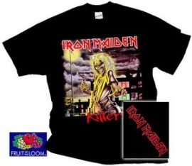 IRON MAIDEN: Killers  póló