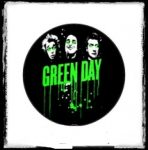 GREEN DAY 2. kitűző