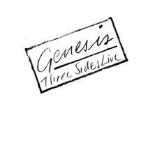 GENESIS: THREE SIDES LIVE (2CD)