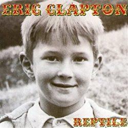 ERIC CLAPTON: REPTILE  CD