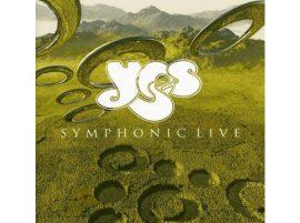 YES: SYMPHONIC LIVE  CD