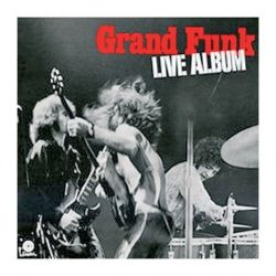 GRAND FUNK: LIVE ALBUM  CD
