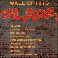 SLADE: WALL OF HITS CD
