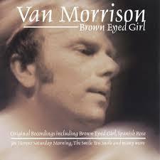 VAN MORRISON: BROWN EYED GIRL CD
