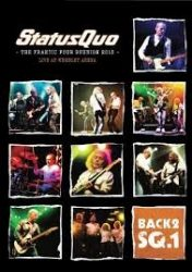 STATUS QUO: THE FRANTIC FOUR REUNION 2013 (Live at the Webley Arena)  (DVD+CD)