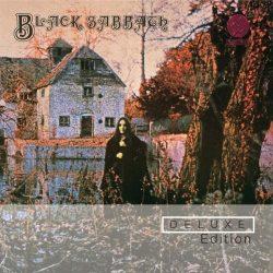 BLACK SABBATH: BLACK SABBATH deluxe edition digipack  2CD