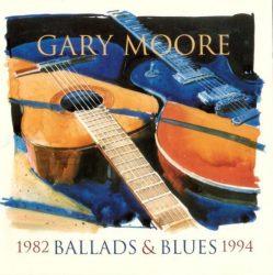 GARY MOORE: BALLADS & BLUES   CD