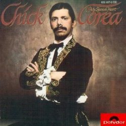 CHICK COREA: MY SPANISH HEART  CD