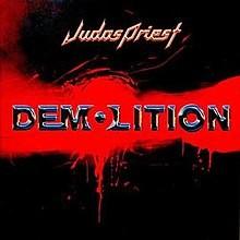 JUDAS PRIEST: DEMOLITION  CD