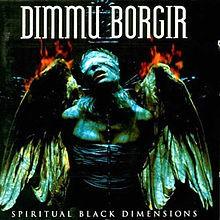 DIMMU BORGIR: SPIRITUAL BLACK DIMENSIONS  CD