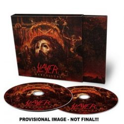 SLAYER: REPENTLESS  CD+BR