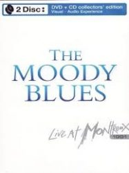 THE MODDY BLUES: LIVE AT MONTREAUX 1991 (DVD+CD)