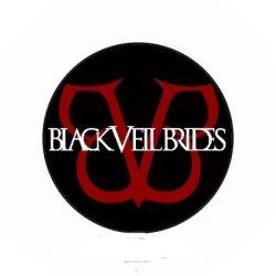 BLACK VEIL BRIDES 3. kitűző