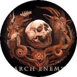 ARCH ENEMY: Will to...kitűző