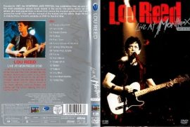 LOU REED: LIVE AT MONTREAUX  2000  DVD