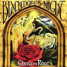 BLACKMORE'S NIGHT: GHOST OF A ROSE   CD