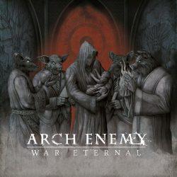 ARCH ENEMY: WAR ETERNAL (Normal Edit.)