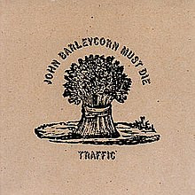 TRAFFIC: JOHN BARLEYCORN MUST DIE  CD