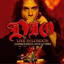 DIO: LIVE IN LONDON HAMMERSMITH APOLLO 1993  2CD
