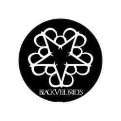BLACK VEIL BRIDES 4. kitűző