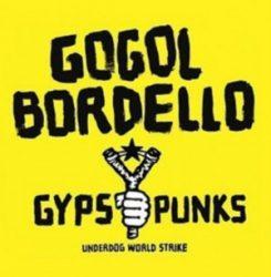 GOGOL BORDELLO: GYPSY PUNKS   CD