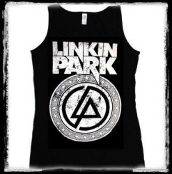 LINKIN PARK: Logo női trikó