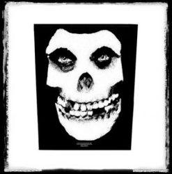 HÁTFELVARRÓ-MISFITS: Skull (RENDELÉSRE)