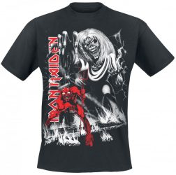IRON MAIDEN: The Number of the...2.  póló