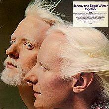 EDGAR&JOHNNY WINTER: TOGETHER  CD