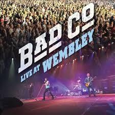 BAD COMPANY: LIVE AT WEMBLEY CD